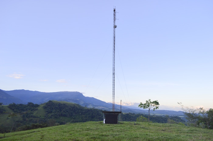 New Far Reaching Radio Tower Covers All Venezuela