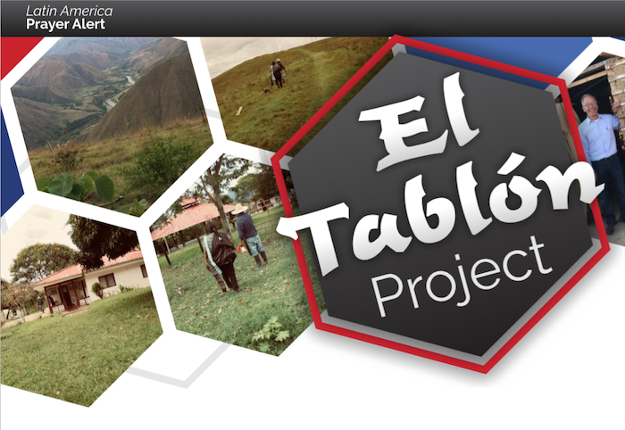 June Latin America Prayer Alert – Project For Persecuted Paez Christians